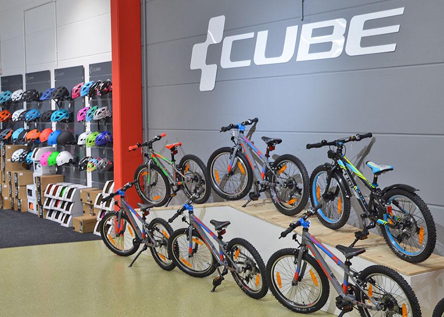 CUBE Store Zella-Mehlis | CUBE Bikes . E-Bikes . Mountainbikes